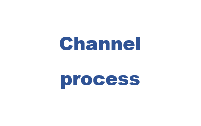 Channel process